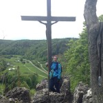 Ich hab das Gipfelkreuz auch erreicht