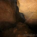 Auf dem Rückweg 3 - über Steine durch Spalten